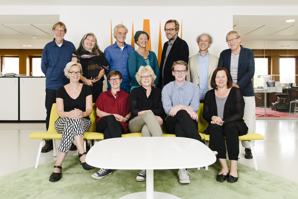 Jury of the 2016 Astrid Lindgren Memorial Award. Photo creative commons.