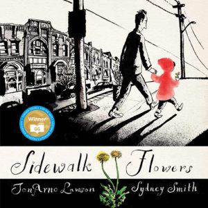 Sidewalk-Flowers