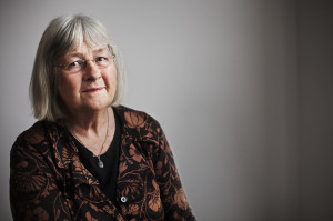 Children's author Barbro Lindgren, winner of the 2014 Astrid Lindgren Memorial Award. Photo: Rebecka Uhlin