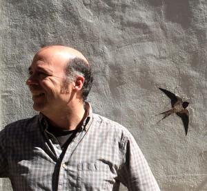 Pierre Pratt, winner of the 2014 Cleaver Award. Photo courtesy of Pierre Pratt.