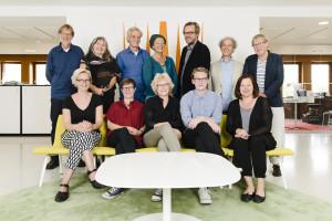 Jury du prix commémoratif Astrid Lindgren 2016. Photo: Creative Commons.